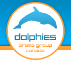 Dolphies Promo Group Canada Inc Logo